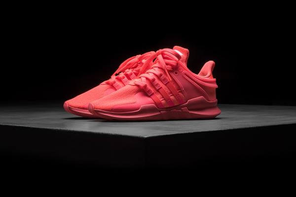 Adidas Equipment Support ADV Goes Turbo Pink