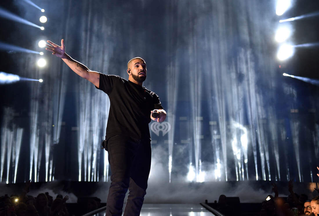 Drake Previews New Track