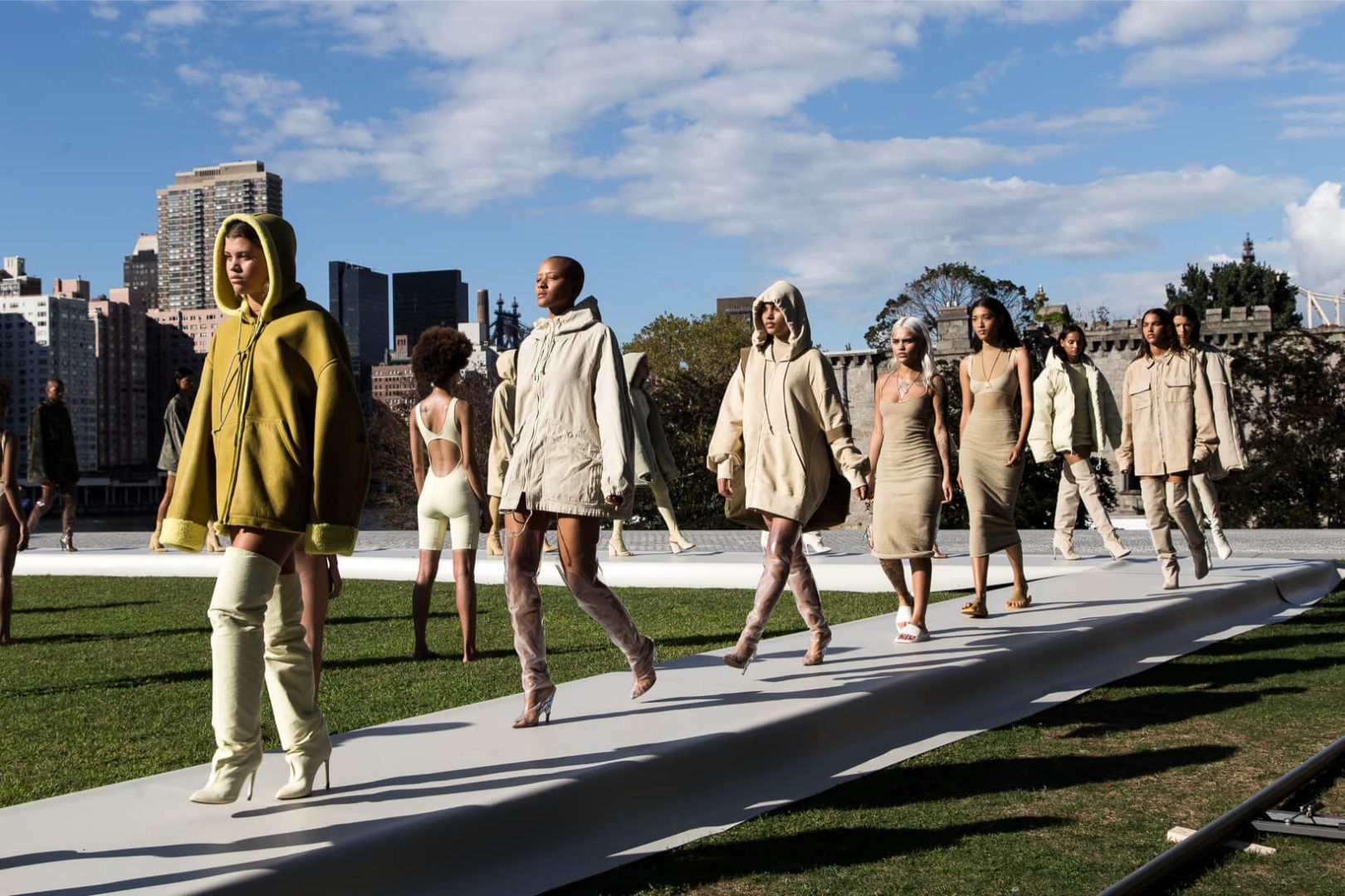 Kanye West Reportedly Will Be Unveiling Yeezy Season