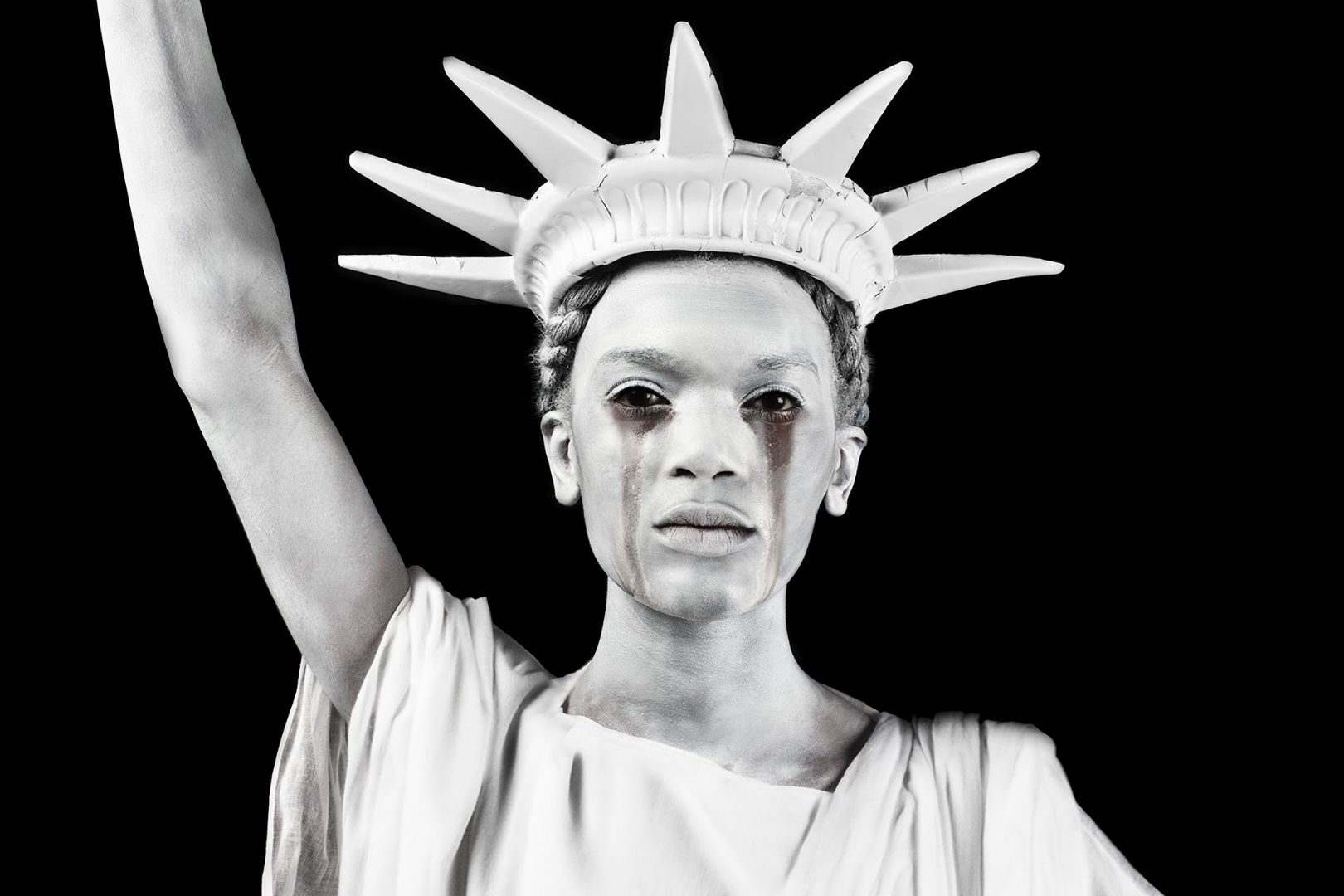 Lady Liberty Will Be A Black Woman