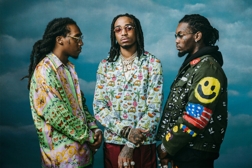 Migos Replace Lady Gaga