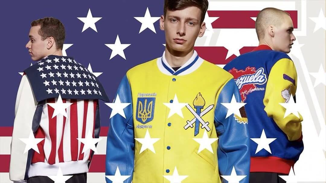 Opening Ceremony Launches A Sick Global Varsity Jacket