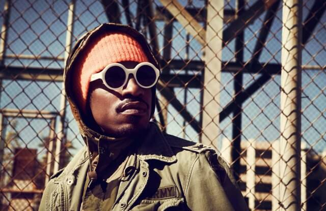 André 3000 Partners With Tretorn