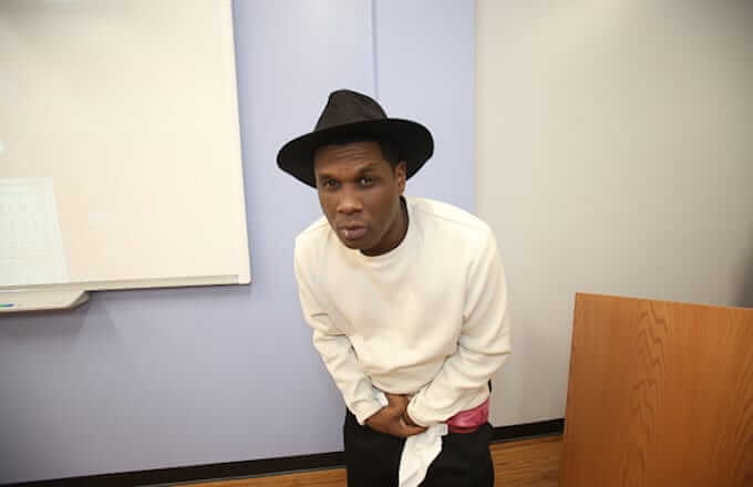 "Jay Electronica says,""An album is a false concept"""