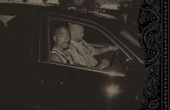 The Car Tupac Was Shot Dead In Is Now Up For Sale