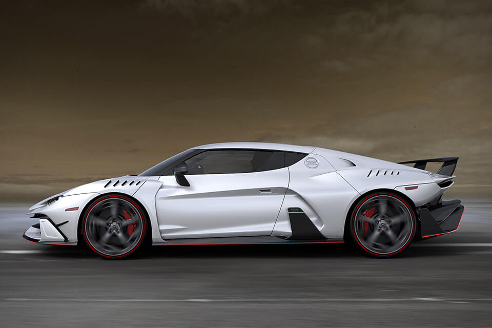 The Italdesign Supercar