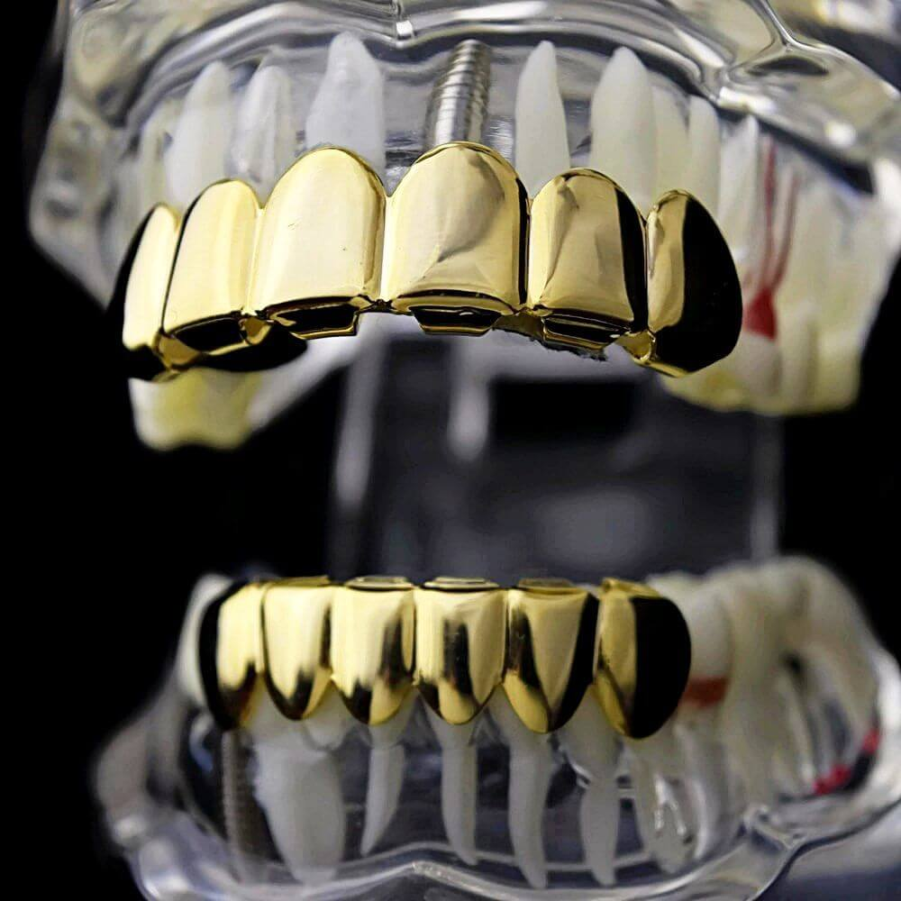 Ancient History Of Grillz