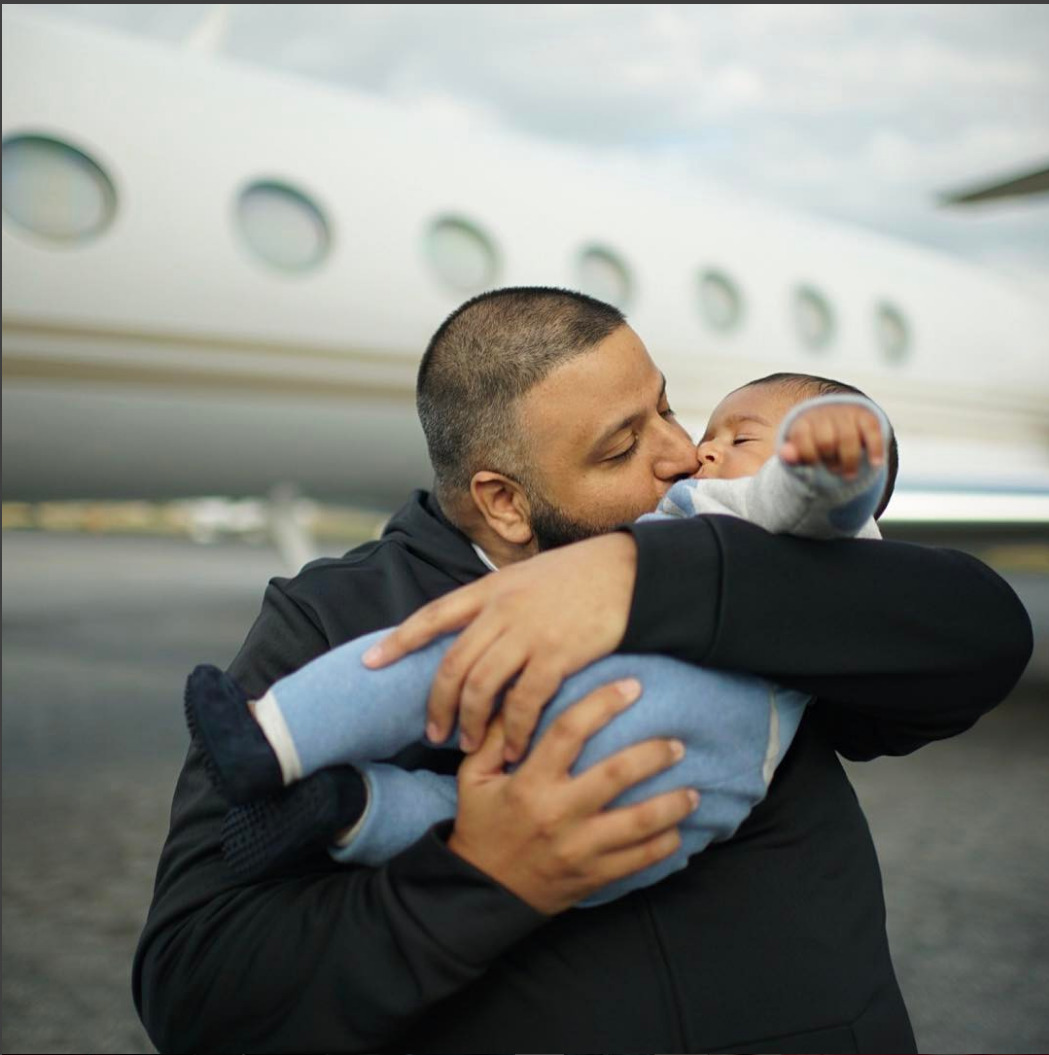 DJ Khaleds Love for Asahd