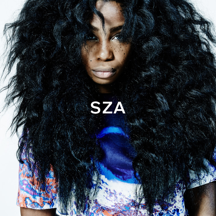 Hell Has SZA Been-1