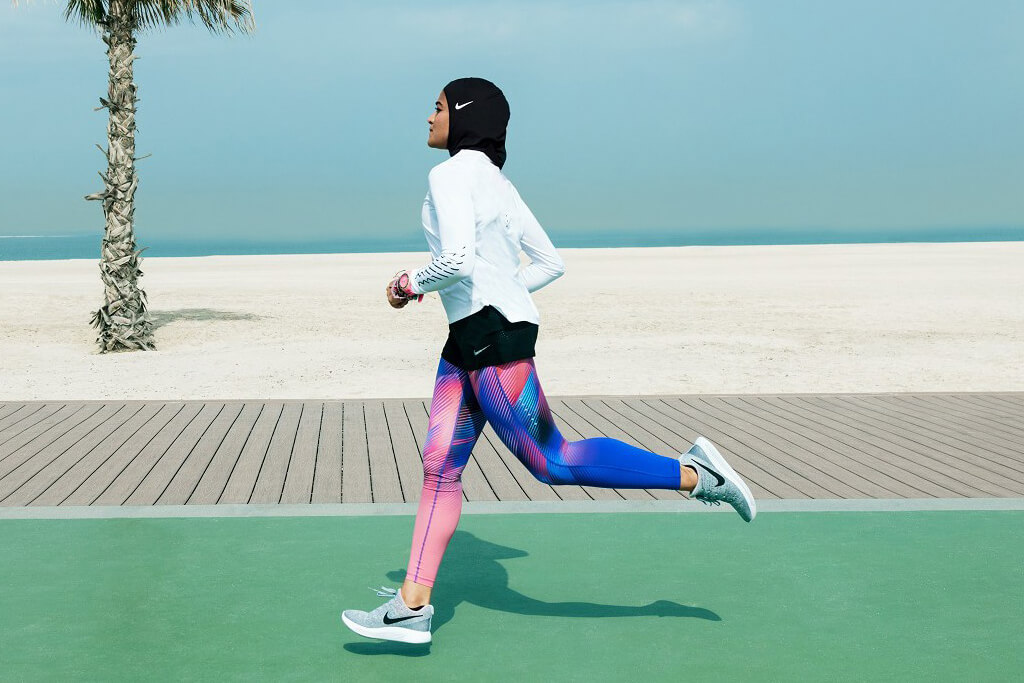 Nike launches Pro Hijab