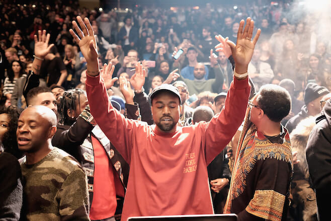 Kanye Weat Makes History As 'The Life (2)