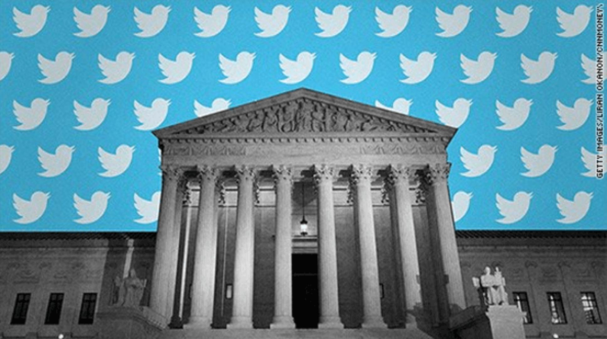 Twitter Is Suing The US Government For Attempting