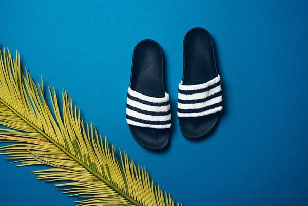 Adidas Puts A New Spin On The Classic Slide