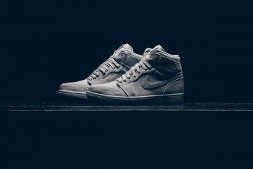 Air Jordan Retro High Gets The Wolf Grey 2