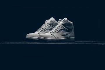 Air Jordan Retro High Gets The Wolf Grey 4