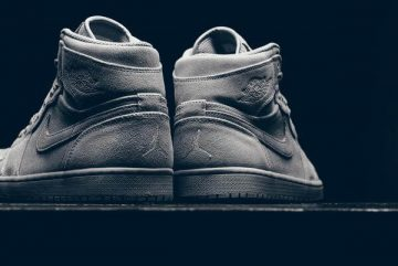 Air Jordan Retro High Gets The Wolf Grey 6