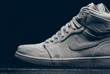 Air Jordan Retro High Gets The Wolf Grey 7