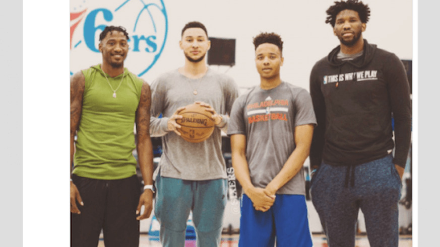 Sixers Giving Teams The Blueprint To Success 4