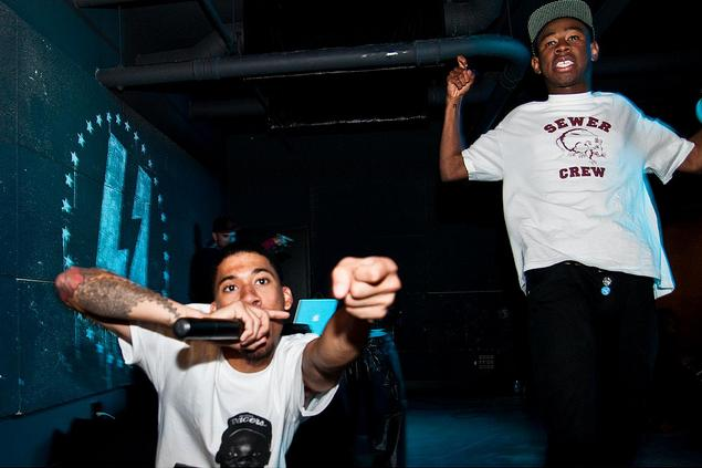 Hodgy beats tyler