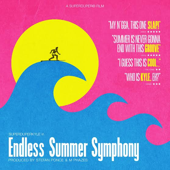 kyle endless summer symphony