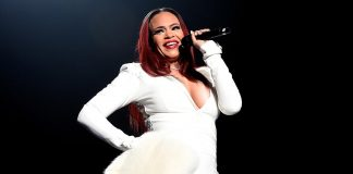 FAITH EVANS INTRODUCES
