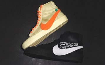 Nike Blazer And Off-White Spooky Pack