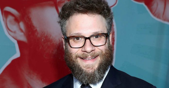 Seth Rogen To Star In New Film