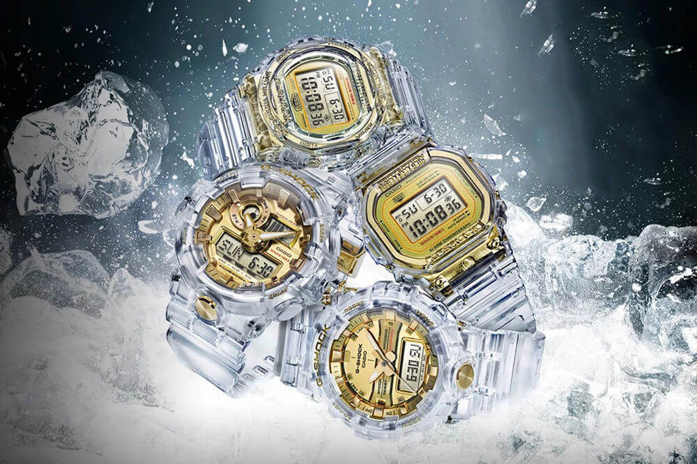 Casio G-Shock Takes