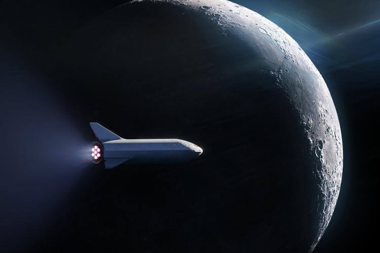 Elon Musk Reveals The SpaceX BFR