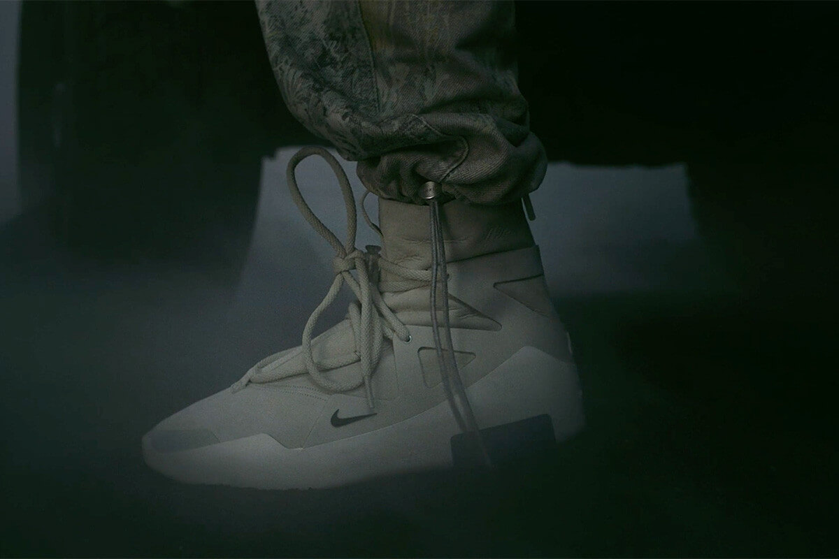 Fear of God s New Nike Sneaker Is Straight