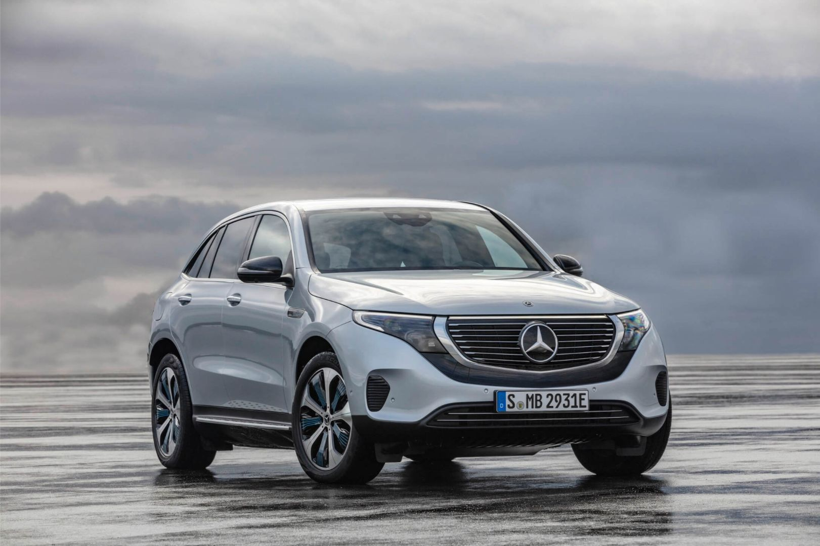 Introducing The All-Electric Mercedes-Benz EQC(1)