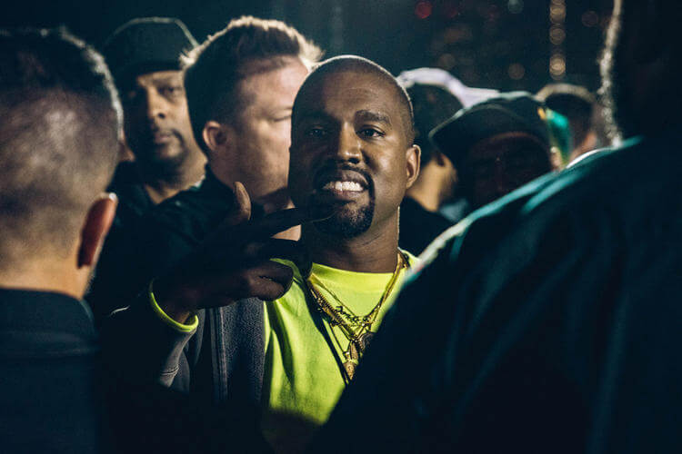 Kanye West Teases New Single