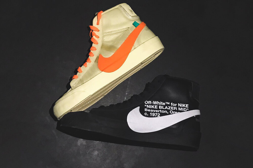 The Off White Nike Spooky Pack