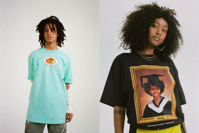 Awake NY Features Michelle Obama-Themed Gear For Fall 2018 Capsule