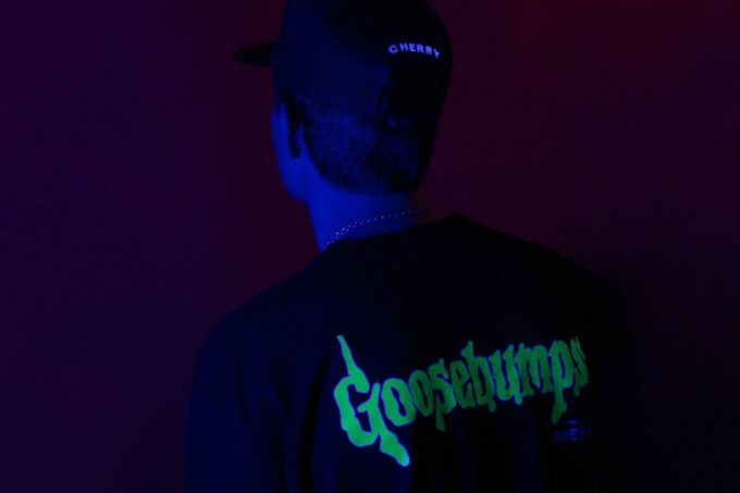 Cherry Gets Super Spooky With 'Goosebumps' Themed Capsule