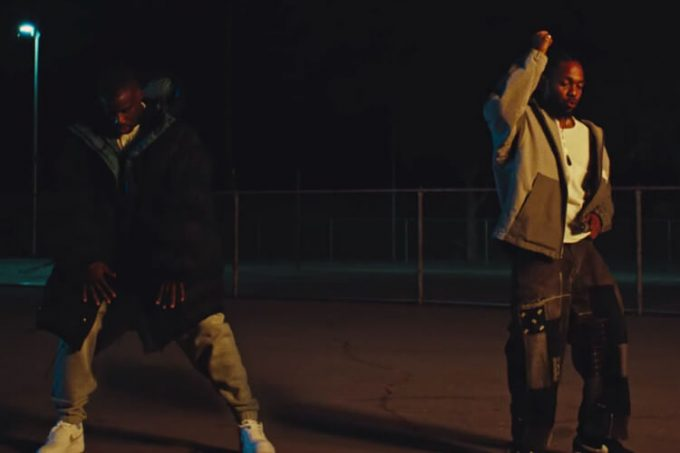 """Jay Rock & Kendrick Lamar Go Off In """"Wow Freestyle"""" Music Video"""