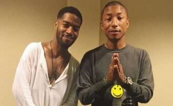 Kid Cudi I Dont Know If Pharrell