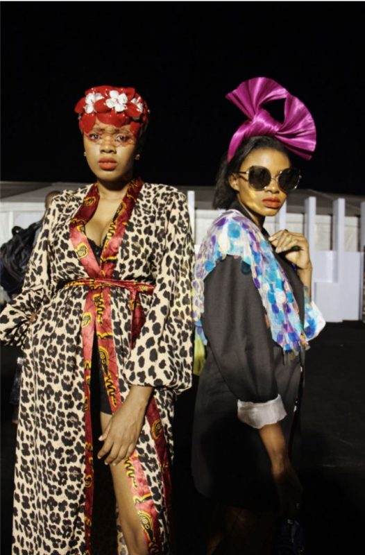 Lagos Fashion Week Is A Spectacle- 2