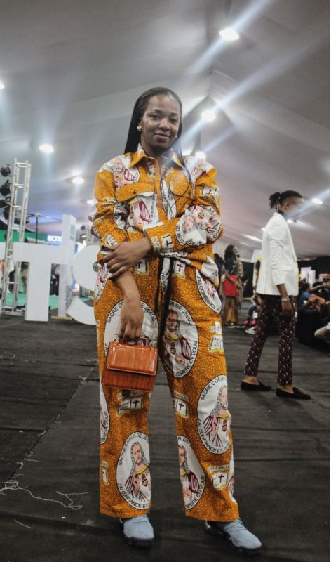 Lagos Fashion Week Is A Spectacle- 3