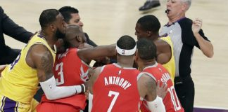 NBA Issues Suspensions Following