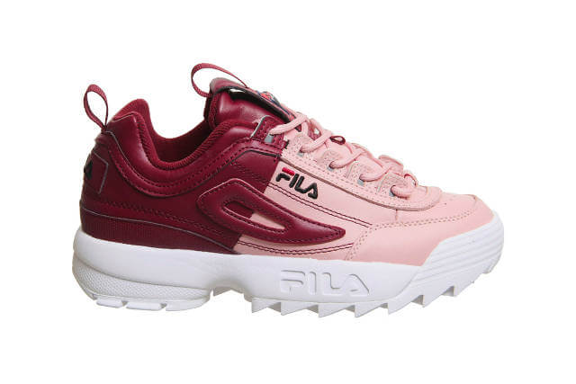 The FILA Disruptor 2 Is Strawberry