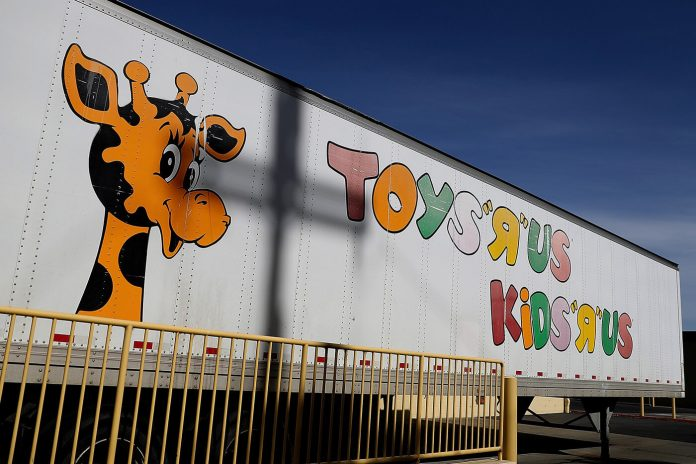 Toys R Us Looking to Make