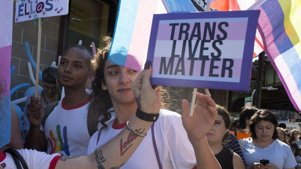 Transgender Rights To Be Destroyed