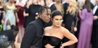 Travis Scott And Kylie Jenner Secure