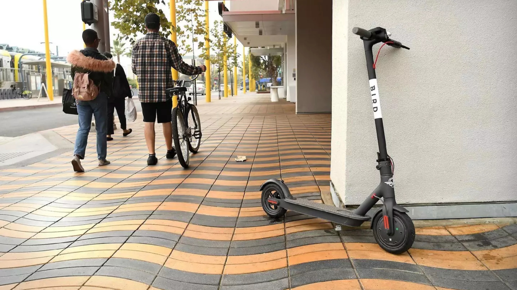 Uber Launches Electric Scooter-1