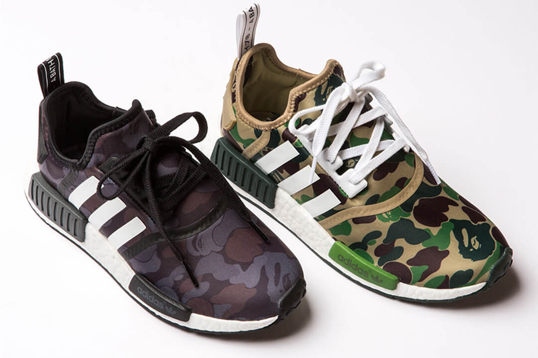 Adidas X BAPE Collab Set To Hit During