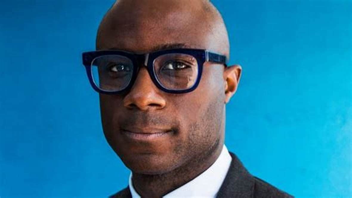 Barry Jenkins director of Moonlight