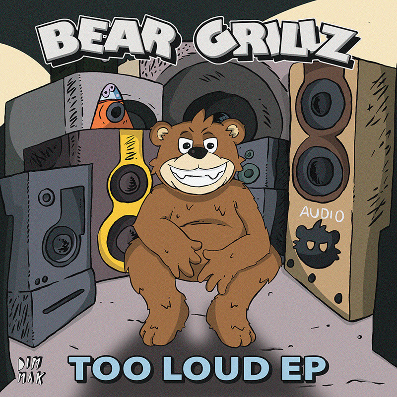 Bear Grillz Pushes Bass To The Limit With