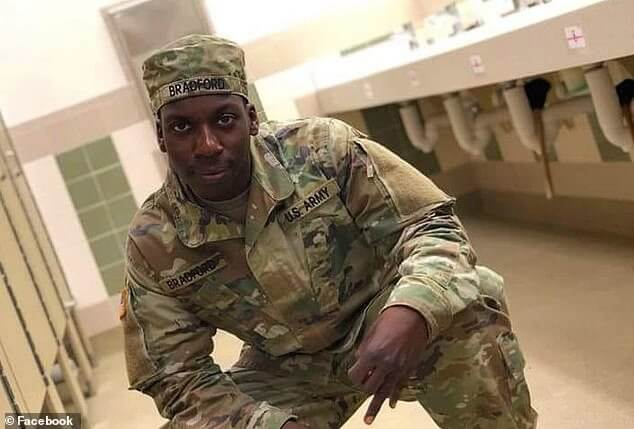 Black Soldier SHOT dead by Police