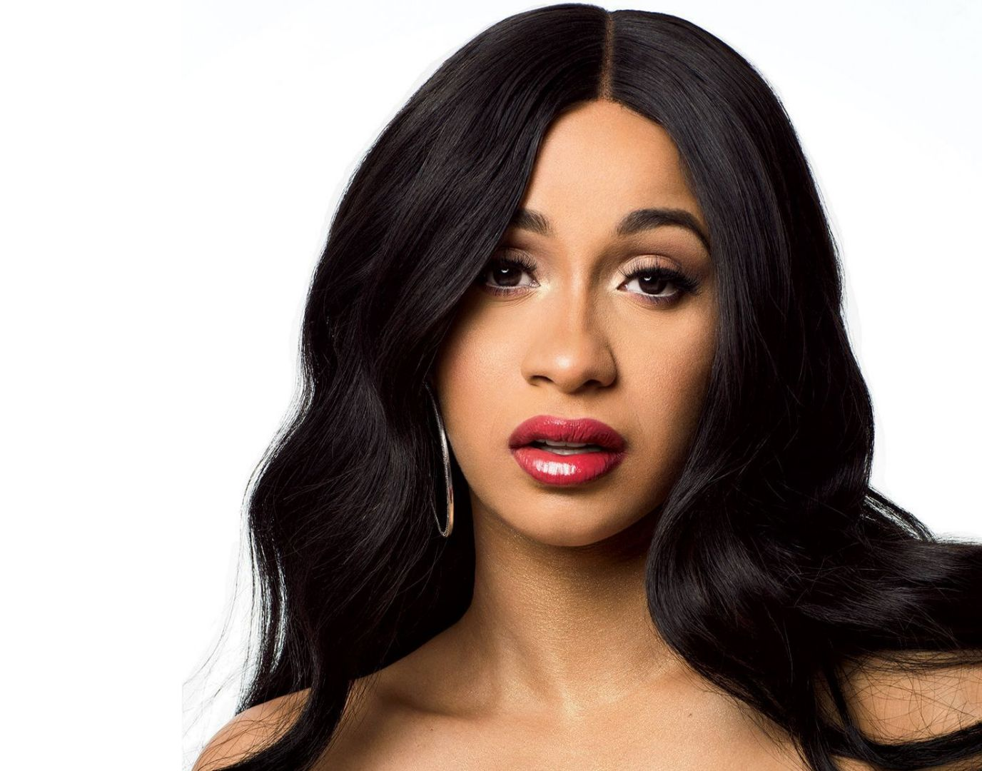 Cardi B Is Crying But It Aint